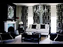 DIY Black and white bedroom decorating ideas