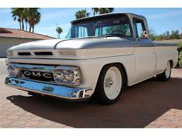 100 Trucks For Sale In Phoenix Az 1963 GMC 1000 For ClassicCarscom CC992447