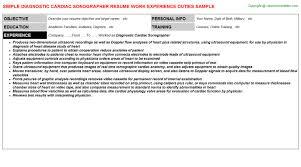 Ultrasound Resume Exles by Ultrasound Resume Make R Williams Resume Welding