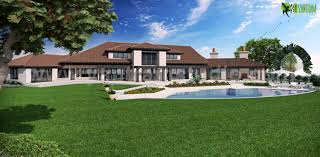 100 Dream Home Design Usa A Georges Of House Back View USA By