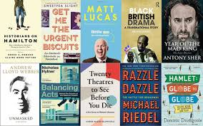 Grab Yourself A Stagey Pageturner For The Summer