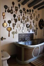 Paris Themed Bathroom Wall Decor by Best 25 Wall Of Mirrors Ideas On Pinterest Mirror Gallery Wall