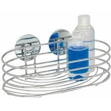 badablage wandablage ohne bohren 23 cm dusche bad accessoires aufbewahrung regal