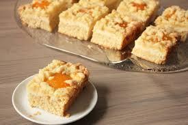 rezept aprikosen quark kuchen mit streuseln