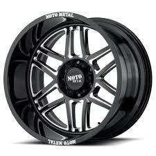 100 Moto Wheels Truck 20x9 BLACK Wheels Rims MOTO METAL 992 20072019 TOYOTA TUNDRA