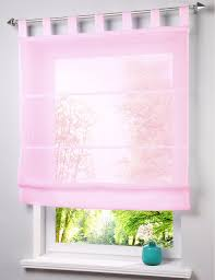 Pink Ruffled Window Curtains by German Curtains Promotion Shop For Promotional German Curtains On