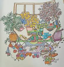Color Me Clusters Coloring BooksVintage
