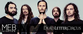 Interview Dead Letter Circus