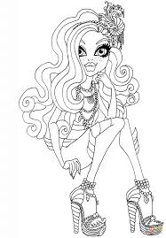 Click The Lagoona Blue Coloring Pages