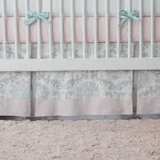 Pink Crib Bedding by Nursery Beddings Solid Pink Crib Bedding Plus Discount Crib