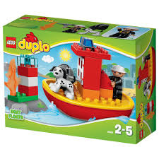 LEGO DUPLO: Town Fire Boat (10591) Toys | TheHut.com Lego Duplo Fire Truck 10592 Itructions For Kids Bricks Lego Duplo Fire Station Truck Police And Doctor Set Lot Myer Online Station 6168 4 Variants Of Building Unboxing Duplo 10593 Toysrus Australia Official Site Search Results Shop City Box Opening Build Play 60002 Baby Pinterest Trucks Disney Pixar Cars 6132 Red The Youtube Town Walmartcom Amazoncom Legoville 4977 Toys Games