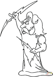 Click Coloring Pages God Made Me Page Free Gods Creation Greek Full Size