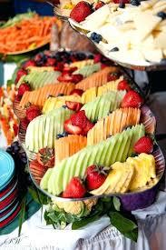 Open House Party Ideas Graduation Creative Way To Do A Fruit Tray