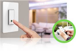 Wi FiR Enabled WeMo Light Switch And Power Outlets Are Now Available At Pre Lock Security Services By Belkin In Toronto Allows You To Turn Almost Any