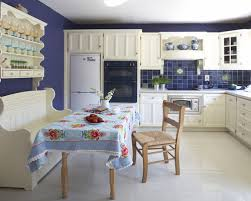 Great Blue And White Kitchen Decor Gorgeous Best 25 Kitchens