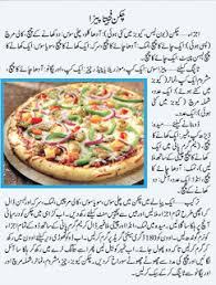 Chicken Fajita Pizza Recipe In Urdu