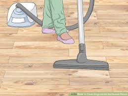 Swiffer Vacuum Hardwood Floors by How To Clean Engineered Hardwood Floors 13 Steps With Pictures