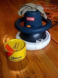 Hardwood Floor Buffing Machine by The Benefits Of Waxing Wood Floors Vacuum Companion