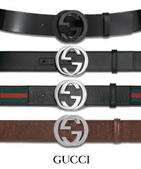 gucci men u0027s used belts the year of the gentlemen pinterest