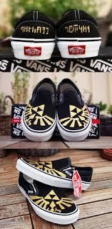 triforce l diy legend of triforce shoes by zeldacrap on etsy legend of