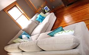 Cindy Crawford Microfiber Sectional Sofa by The Saga Of Super Couch Blog Homeandawaywithlisa