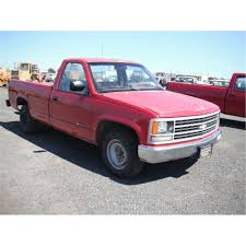 1988 Chevrolet 2500 Cheyenne Pickup Truck
