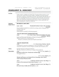 Customer Service Resume Profile Statement Professional Objectives Objective Summary For Sample Top