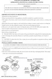 Litex Ceiling Fans Troubleshooting by Ce9603 Ceiling Fan Remote Controller Transmitter User Manual