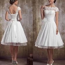 Vintage White Wedding Dresses