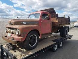 1952 Ford F6 For Sale #2123989 - Hemmings Motor News 1952 Ford Pickup Truck 5 Star Cab Deluxe F1 For Ford Panel Truck Project Donor Car Included 5900 The Hamb Sale Near Knightstown Indiana 46148 Classics On Panel Truck201 Gateway Classic Carsnashville Youtube Cadillac Michigan 49601 134919 Pickup Truck Sale 8219 Dyler 82274 Mcg Mercury Classic Trucks 1948 1949 1950 1951 1953 Vintage Pickups Searcy Ar