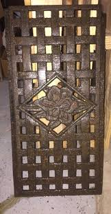 Decorative Air Return Grille by 341 Best Great Grates Images On Pinterest Cast Iron Irons And