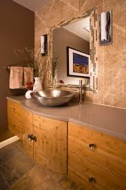 Brown Mosaic Bathroom Mirror by Bathroom Design Mosaic Mirror Fo Your Bathroom Design Ideas