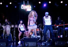Conga Room La Live Concerts by Emerging Pop Star Zhavea Dazzles With Conga Room Performance