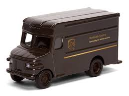 100 Ups Truck Toy Amazoncom UPS Delivery Die Cast 155 Scale S Games