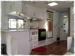 Camper Remodeling Travel Trailer Ideas