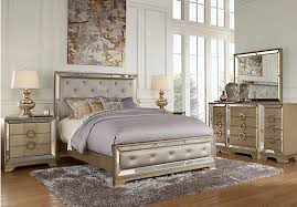 Sofia Vergara Bedroom Furniture by Picture Of Driskill Place Silver 5 Pc Queen Bedroom From Queen