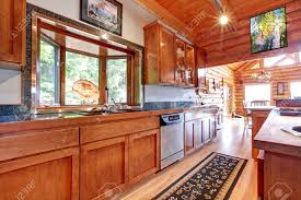 Log Cabin Kitchen Images by Log Cabin Interior Stock Photos U0026 Pictures Royalty Free Log Cabin