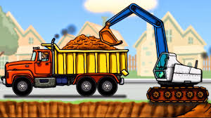 Dump Truck Cartoon For Kids | Diggers At Work For Children ... Bigdaddy Dump Truck Lorry With Tipper Cstruction Work Vehicle Car Yellow For Stock Photo Picture Zone In Progress Gifts Grey Building Kennecotts Monster Dump Trucks One Piece At A Time Kslcom Ford Trucks New Jersey Sale Used On Buyllsearch Excavator Loading Sand Into A The Quarry Tri Axle Auto Info Services Loren Pratt Trucking Large Image Free Trial Bigstock Update Driver Seriously Injured In Crash With Truck Dalton Of Moorings Parking Boats