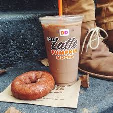 Dunkin Pumpkin Spice Donut by 9 Pumpkin Flavored Delights Coming To Dunkin Donuts