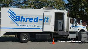 100 Shred Truck Paper Electronics Recycle Event TAPinto