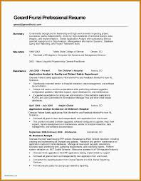 Criminal Justice Resume Objective Examples 20