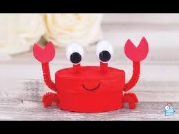 how to make a mini crab storage box youtube