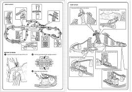 Thomas The Train Tidmouth Shed Instructions by Avalanche Escape Set Thomas And Friends Trackmaster Wiki