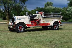 100 Old Fire Trucks Truck Fans To Muster For Annual SPAAMFAA Convention Hemmings