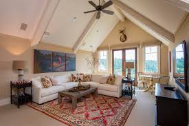 Southern Living Family Rooms by 2013 Southern Living Custom Builder Showcase Home Rustic