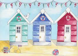 Beach Hut Themed Bathroom Accessories by 9 Best Beach Huts Images On Pinterest Beach Huts Beach Cabana
