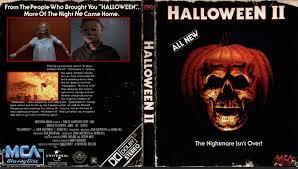 Jamie Lee Curtis Halloween 2 by Halloween 2 Movies Box Art Cover By Trekkie313