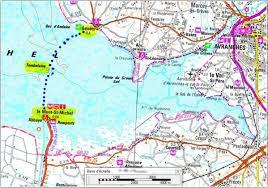 traversee mont michel 50 traversée de la baie du mont michel depuis êts en