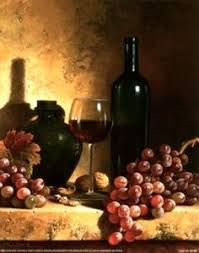 Tuscan Wine And Grape Kitchen Decor by Old World Italian Style Tuscan Oil Tapestry Mediterranean Wall