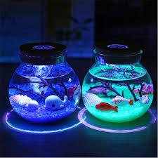 kaufen neuheit rgb led nacht le romantische meer fisch
